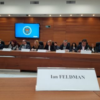 CPEDEE Is a Part of Moldova-Romania Intergovernmental Commission for European Integration