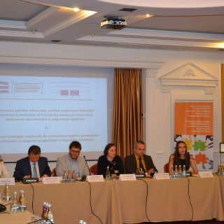 Launching of National Strategy of Communication for Preventing and Eliminating Discrimination in the Republic of Moldova