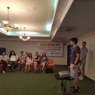 Mr. Ian Feldman is Summer School Lecturer in Romania