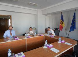 Встреча представителей Всемирного Банка и Программы развития ООН с представителями Совета по предупреждению и ликвидации дискриминации и обеспечению равенства