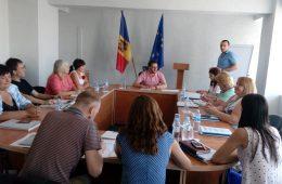 Reprezentaţii ONG-lor din regiunea transnistreană – interesați de activitatea Consiliului