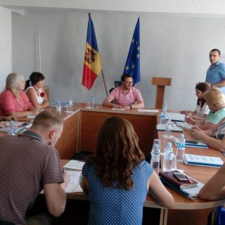 NGOs Representatives  from the Transnistrian Region Interested in the Council's Activity