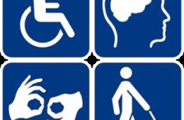 Marcarea zilei mondiale a persoanelor cu dizabilități