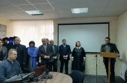 The Museum Centre Inauguration of Holocaust Remembrance Day and Inter-ethnic Tolerance