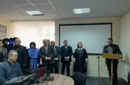 Открытие музея памяти жертв Холокоста