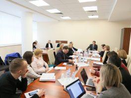 Raportul Consiliului pentru anul 2017 audiat de Comisia drepturile omului și relații interetnice
