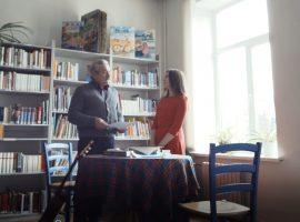 Învățăm prin dialogul între generații. Igor Grosu – Gabriela Știrbu.