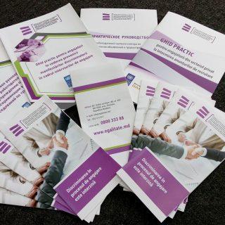 Promovarea egalității în rândul angajatorilor și potențialilor angajați