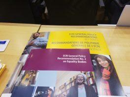 La Strasbourg are loc lansarea standardelor pentru funcționarea organismelor de promovare a egalității