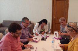 Эксперты из Румынии приняли участие в слушаниях СПЛДОР