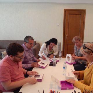 Experți din România prezenți la ședința de audieri desfășurată la CPEDAE