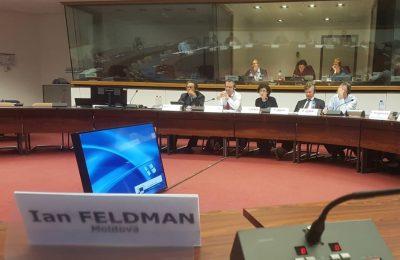 В Брюсселе проходит диалог в формате РМ-ЕС по Правам Человека