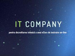 CPEDAE și IRP anunță concurs privind selectarea unei Companii IT pentru dezvoltarea tehnică a unui eCurs de instruire on-line