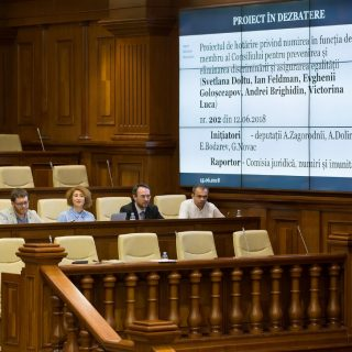 Membrii Consiliului au fost numiți de Parlament