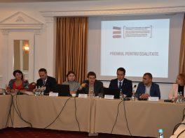 Consiliul anunță competiția Premiul pentru Egalitate