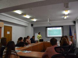 Студенты посетили Совет по предупреждению и ликвидации дискриминации и обеспечению равенства