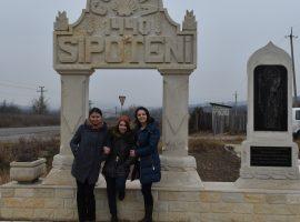 Кампания «Равные права в регионах» достигла села Сипотень