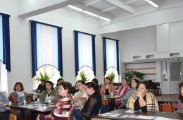 Совет по равенству провёл информационную лекцию о недискриминации в селе Вэрзэрешты, Ниспоренского района