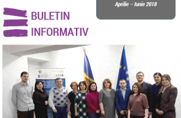 Buletin informativ aprilie-iulie