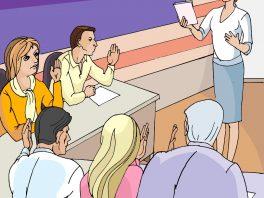 """Discriminare pe criteriu de sex în liceul """"Vasile Alecsandri"""" din Ungheni"""