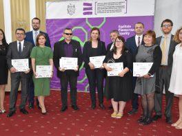 Consiliul pentru prevenirea și eliminarea discriminării și asigurarea egalității și-a desemnat câștigătorii Premiului pentru Egalitate 2019