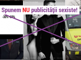 Deși interzisă prin lege, publicitatea sexistă continuă să existe și să fie raportată la Consiliu
