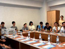 Информационная сессия в области недискриминации для иностранных студентов