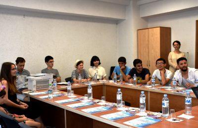 Sesiune de informare în domeniul nediscriminării pentru studenți internaționali