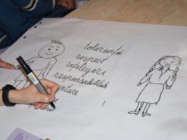 Lecții despre toleranță în şcoală