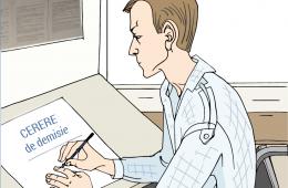 Angajat constrâns să-și depună demisia în procesul de stabilire a gradului de dizabilitate
