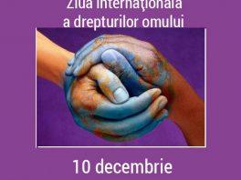 Marcăm Ziua Internațională a drepturilor omului