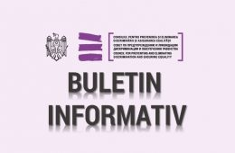 Buletin informativ octombrie – decembrie