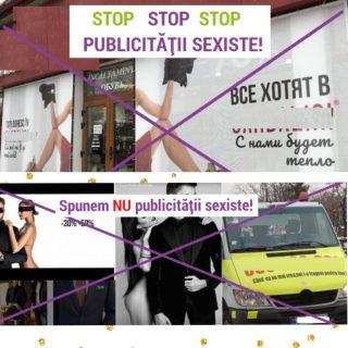 Primăria mun. Chișinău ignoră recomandările Consiliului în vederea prevenirii publicității sexiste