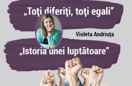 Violeta Andriuța – apărătoare a drepturilor femeilor, avocată Centrul de Drept al Femeilor