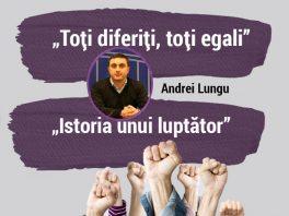 """Istoria unui luptător. Andrei Lungu, avocat, AO """"Inițiativa Pozitivă"""""""