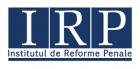 Institutul de Reforme Penale