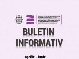 BULETIN INFORMATIV aprilie — iunie 2020