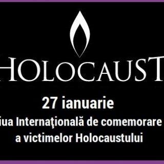 Ziua Internațională de comemorare a victimelor Holocaustului
