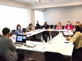 Vizită de lucru a membrilor Comisiei parlamentare drepturile omului și relații interetnice la Consiliul pentru prevenirea și eliminarea discriminării și asigurarea egalității